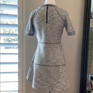 Athleta Dresses - Athleta Cotton Stretch Fit and Flare Mini Dress